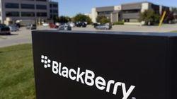 BlackBerry vend la majeure partie de son parc immobilier au