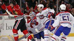 Les Blackhawks de Chicago battent le Canadien en