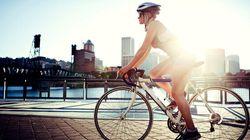 Cyclistes: trois infractions que les policiers