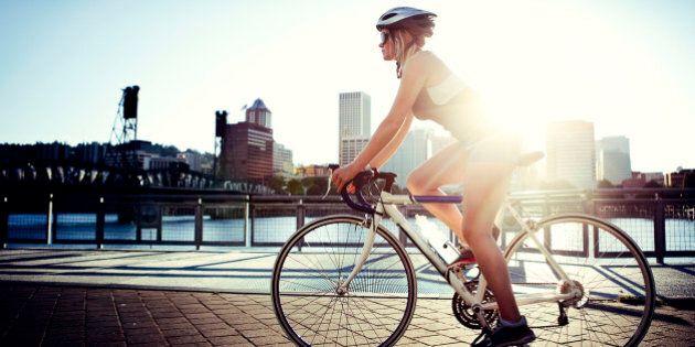 Vélo à Montréal: trois infractions que les policiers
