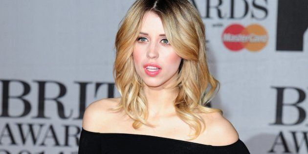 File photo dated 19/02/14 of Peaches Geldof, who has died at the age of 25, the BBC reported