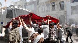 Turquie : du gaz lacrymogène tiré sur les manifestants commémorant les émeutes de