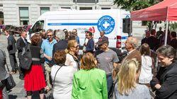 Médecins du monde ouvre une première clinique mobile à Montréal