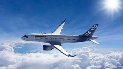 Incident impliquant le moteur d'un CSeries de Bombardier à