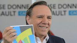 François Legault assure qu'il aspire toujours aux plus hautes fonctions
