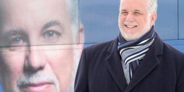 Philippe Couillard remporte son pari en conduisant les libéraux à une