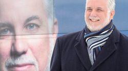 Philippe Couillard conduit les libéraux à la