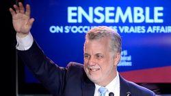 Élections 2014: Philippe Couillard devient le nouveau premier ministre du Québec