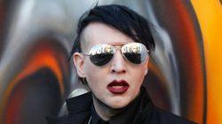 Marilyn Manson en biker nazi dans «Sons of