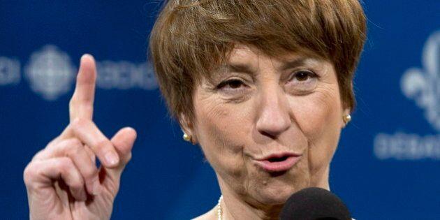 Québec solidaire ne prendra pas la responsabilité d'un échec
