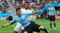 Mondial 2014: Suarez réveille l'Uruguay