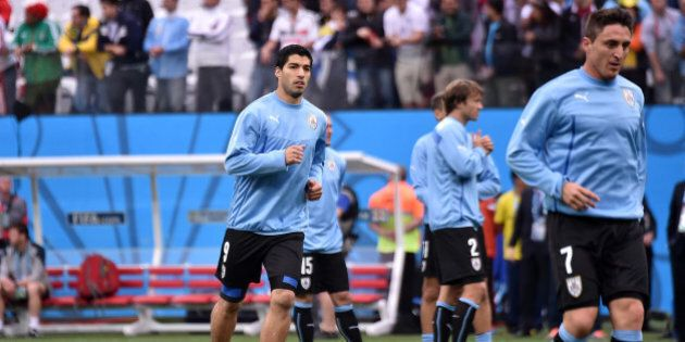 Suivez le match en direct: Uruguay -