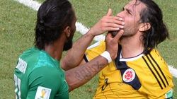Mondial-2014: la Colombie, vainqueur de la Côte d'Ivoire, prend une option