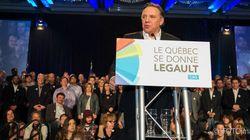 François Legault appelle à la «révolution du courage»