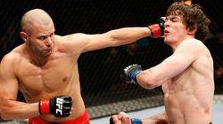 «The Ultimate Fighter Finale»: une défaite crève-cœur pour Aubin-Mercier