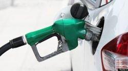 Hausse du prix de l'essence: 1,53$ le litre à