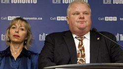Rob Ford serait en plein divorce, révèle une nouvelle