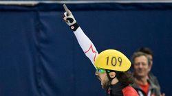 Championnats du monde de patinage de vitesse courte piste: Charles Hamelin médaillé d'or au 1500