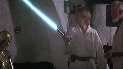 Devinez d'où vient le bruit des sabres laser
