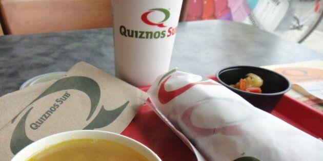 Quiznos demande la protection du chapitre 11 de la loi sur les
