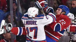 Série Canadiens-Rangers : suspension de deux matchs pour John