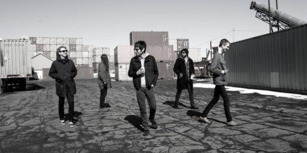 Le nouveau groupe Heat: du bon rock
