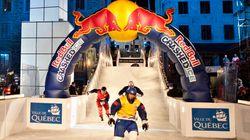 Pas de Red Bull Crashed Ice à Québec en