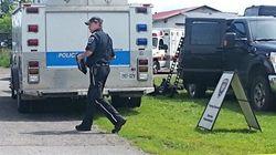 Un exercice d'entraînement de la police d'Ottawa tourne