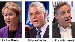 Élections 2014: TVA diffusera des débats entre les principaux chefs le 27