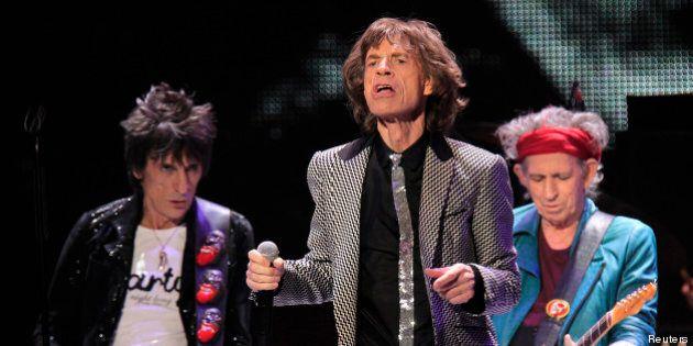 Les Rolling Stones reprennent leur tournée en