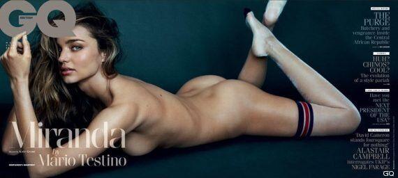 Miranda Kerr en une de GQ veut «explorer» sa bisexualité