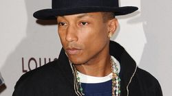 Pharrell Williams coach à «The