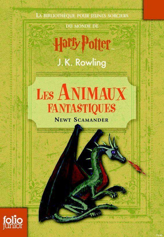 «Les Animaux fantastiques», spin-off d'Harry Potter, adapté au cinéma en
