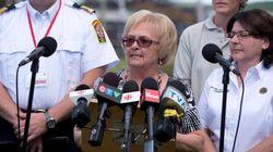 La mairesse de Lac-Mégantic Colette Roy-Laroche reçue à Washington pour une mission sur la sécurité