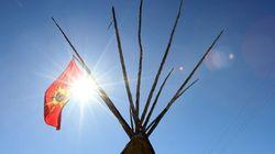 Meurtre et disparition de femmes autochtones: des militants bloquent un chemin de fer en