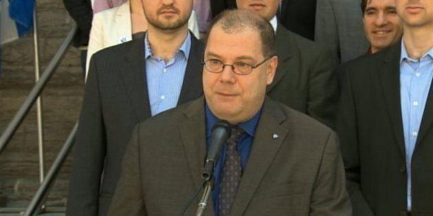 Chefferie du Bloc québécois: Mario Beaulieu affrontera André