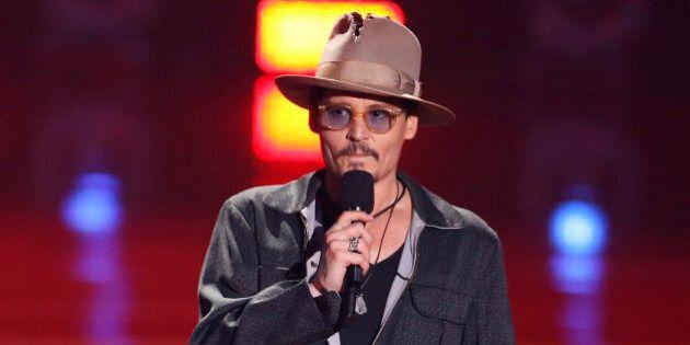 Johnny Depp et Vanessa Paradis: «J'aime Vanessa pour