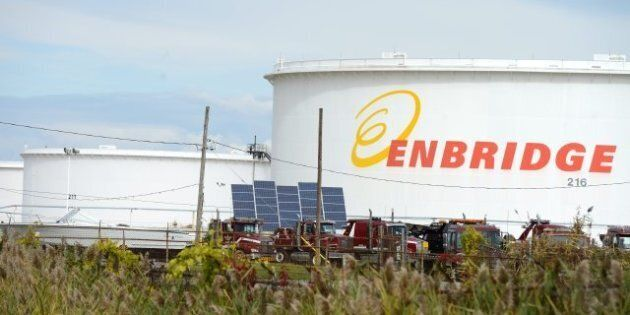 Enbridge affiche un bénéfice de 390 millions $ grâce à des revenus en