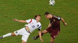 Mondial-2014: La Russie et la Corée du Sud font match nul 1 à 1