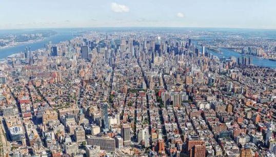 Époustouflante vue du nouveau World Trade Center à 360°