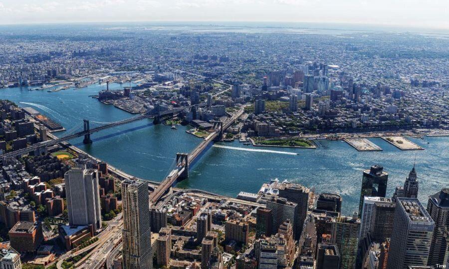 New York : en haut du nouveau World Trade Center, une vue HD incroyable à 360 degrés
