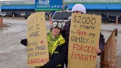 Faire son marché à Iqaluit: des produits coûteux, expirés ou pourris