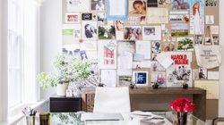 14 idées pour décorer votre mur blanc