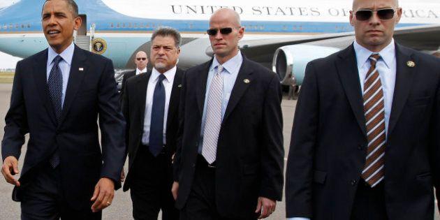 Trois gardes du corps de Barack Obama renvoyés chez eux après une beuverie à