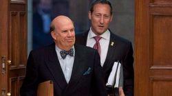 Juge Nadon: Stephen Harper respectera la décision de la Cour