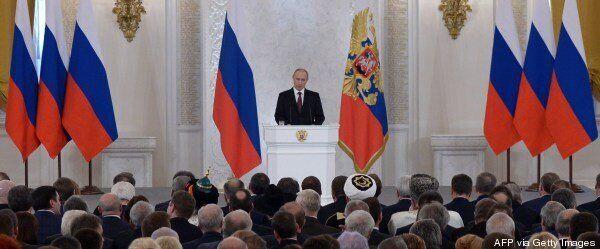 La Crimée a réintégré l'Empire russe: la fin de l'ordre
