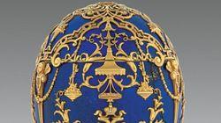 «Fabergé, joaillier des tsars», en exclusivité canadienne au MBAM