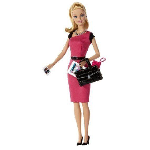 Nouvelle poupée Barbie: plusieurs modèles de Barbie entrepreneur mis en vente