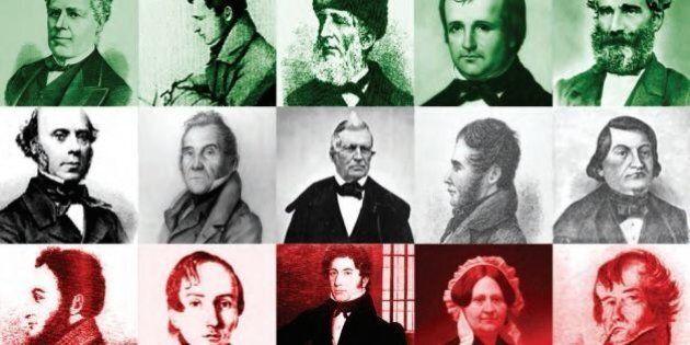 Les patriotes de 1837: la guerre des Shinners en
