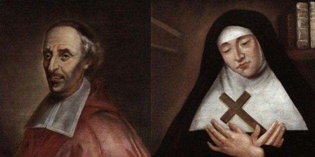 François de Laval et Marie de l'Incarnation: des